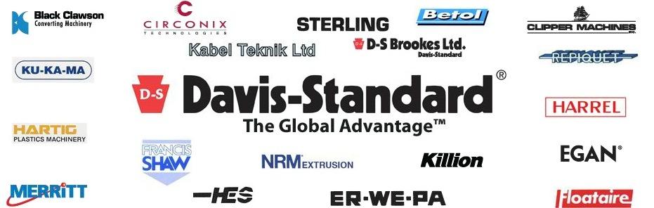 Davis-Standard_Brand names