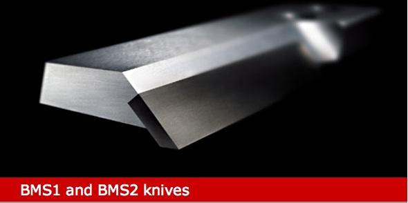 BMS metallic blades