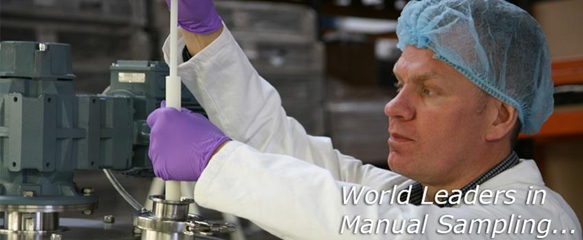 World leaders manual sampling