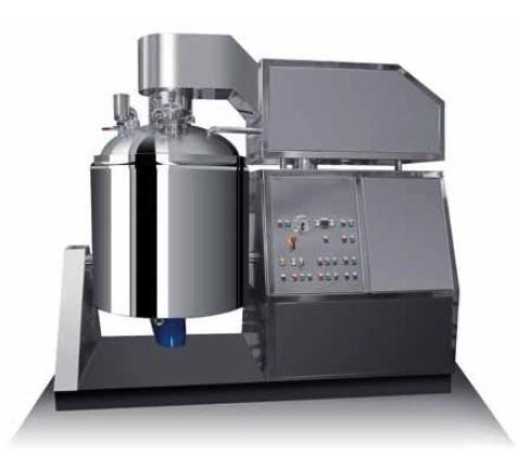 emulsifier 500Ltr compact