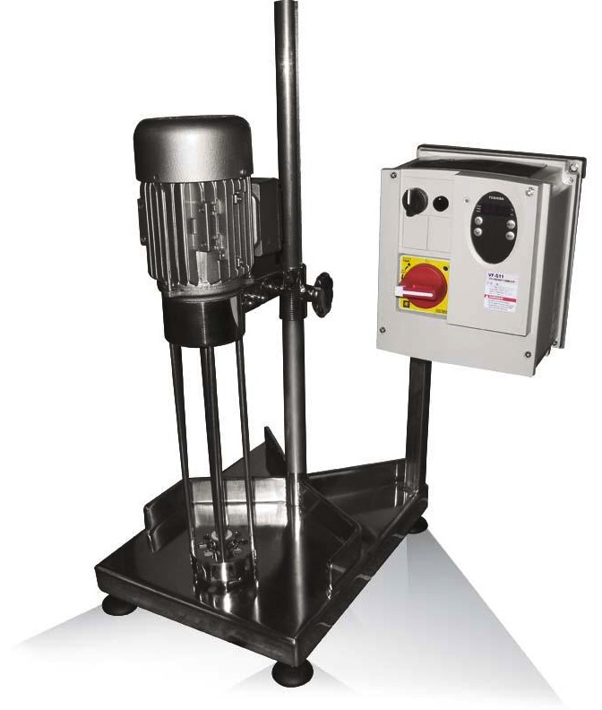 lab disperser pharma