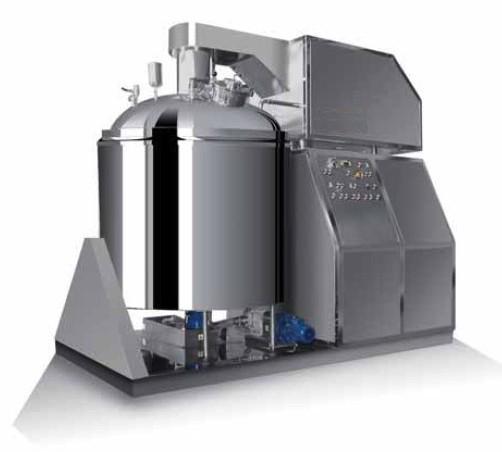 emulsifier 1000Ltr compact
