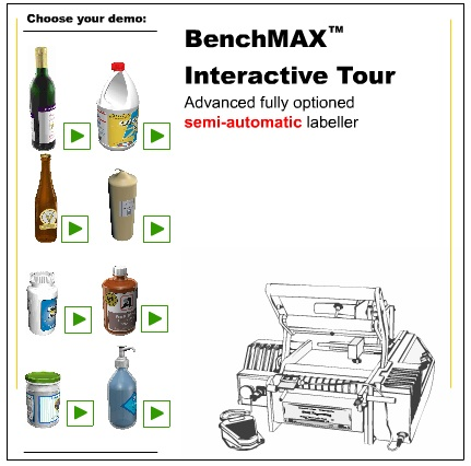 BenchMAX interactive tour