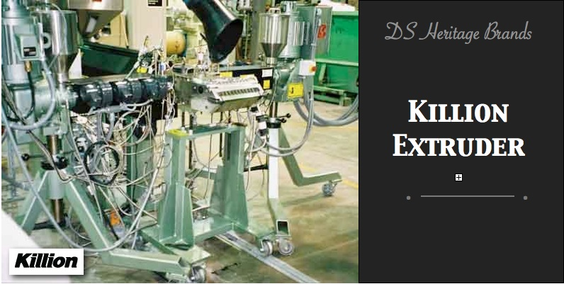 Killion Plastics extruder systems